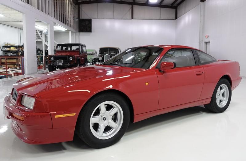 1992 Aston Martin Virage For Sale Daniel Schmitt Co
