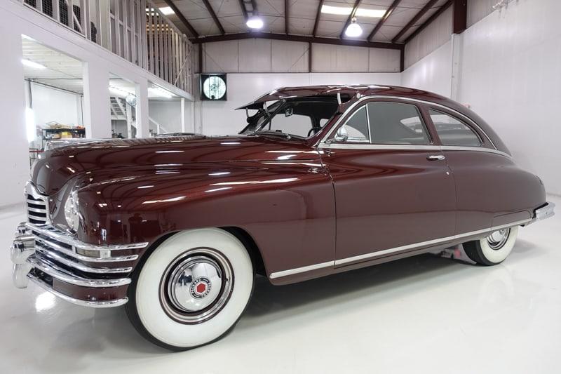 1948 Packard Deluxe 8 Club Sedan