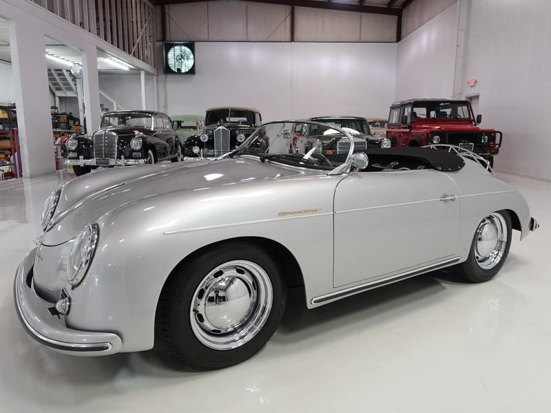 1957 Porsche 356 Speedster Replica Daniel Schmitt Co