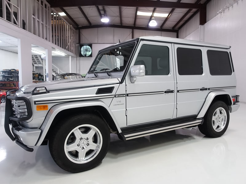 2006 MB G55 AMG