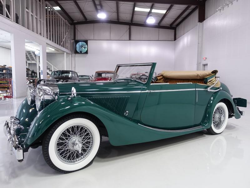 1948 Jaguar Mark IV Drophead Coupe