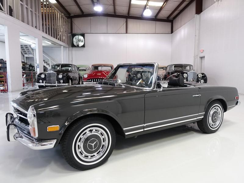 1970 MB 280SL Rosdste