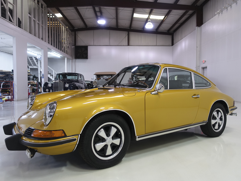 1973.5 Porsche 911T Sunroof Coupe