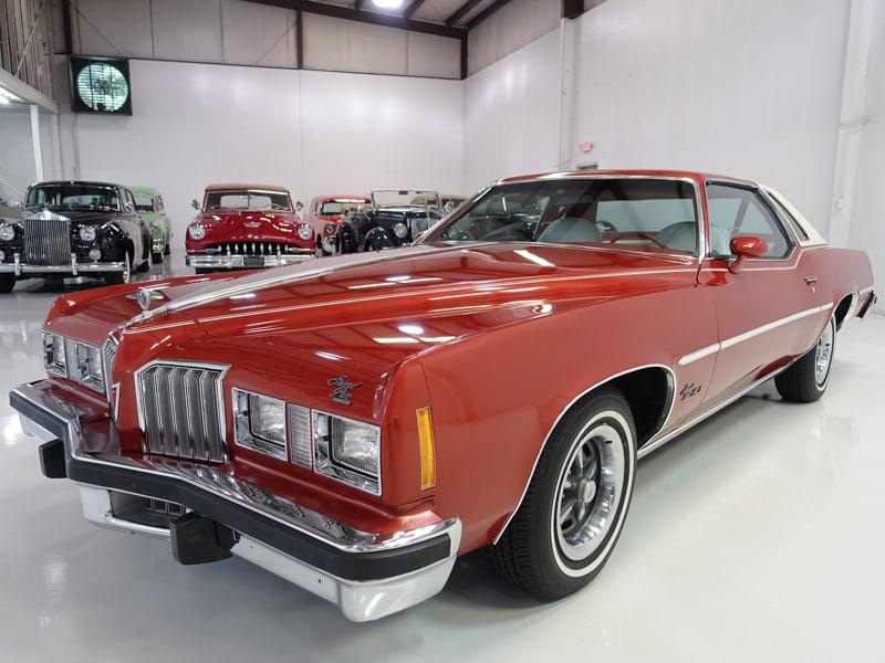 1977 Pontiac Grand Prix Sj For Sale At Daniel Schmitt Amp Co