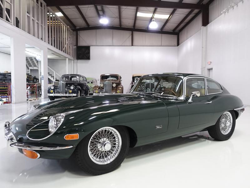 1971 Jaguar E-type Series II