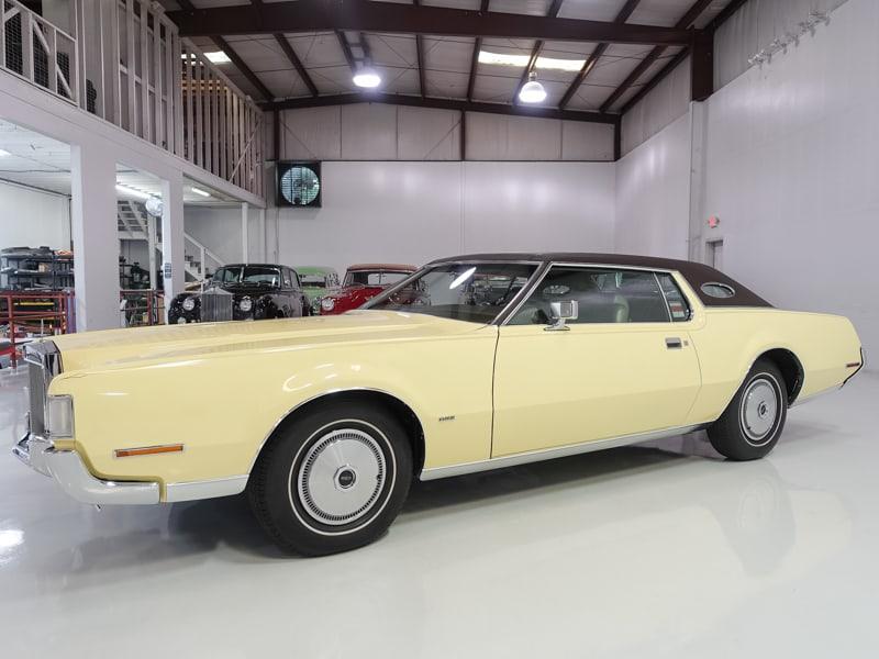 1972 Lincoln Continental Mark IV