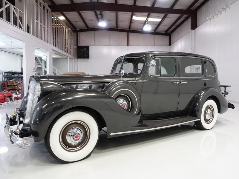 1938 Packard 1603 Super Eight Touring Sedan
