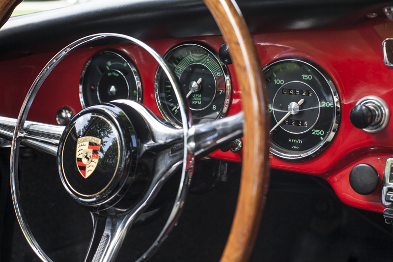 1963 Porsche 356B Carrera 2 GS Cabriolet
