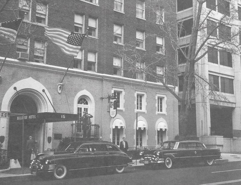 1953 Packard Executive Sedan