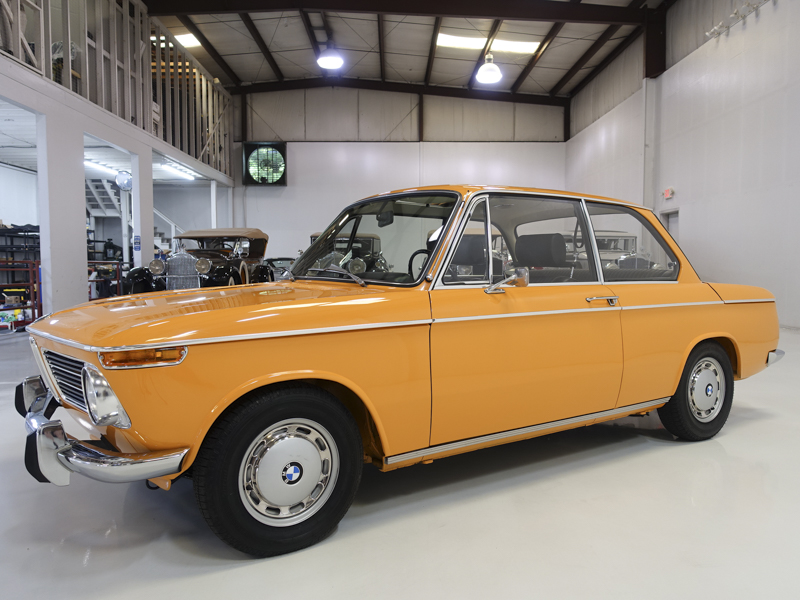 1969 BMW 2002 Sunroof Coupe for sale at Daniel Schmitt & Co.