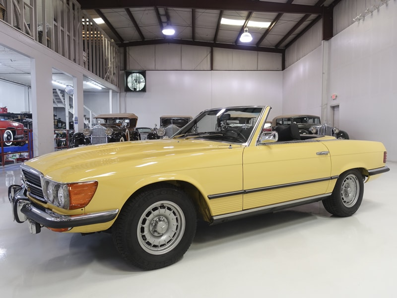 Classic 1973 Merccedes-Benz 450SL for sale
