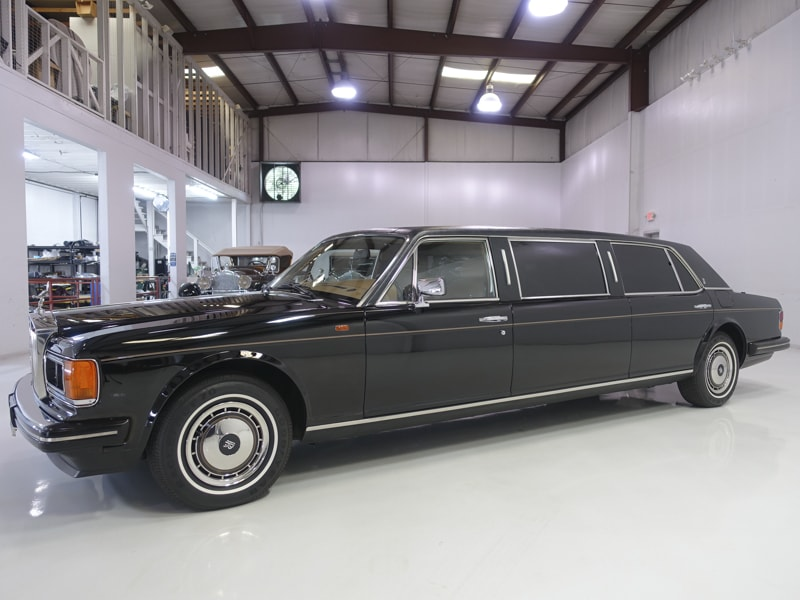 Classic 1991 Rolls-Royce Silver Spur II Limousine for sale
