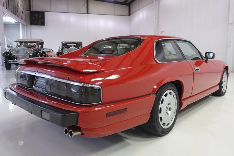 1993 Jaguar XJR-S 6.0L Limited Edition