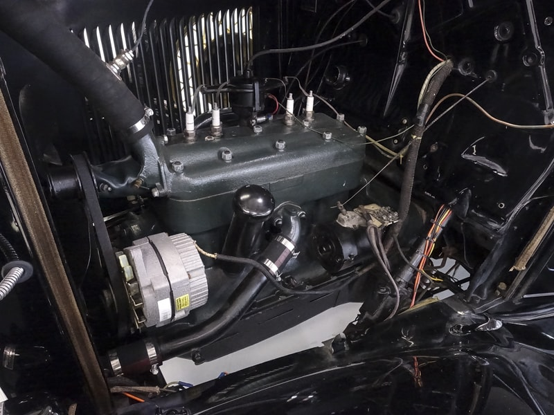 Restored 1932 Ford Model B Pickup | Added safety features