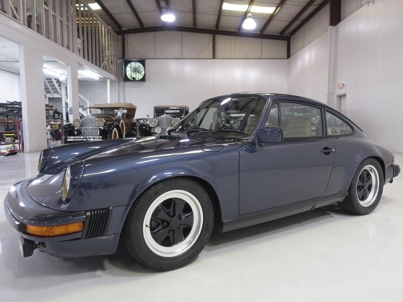 Classic 1980 Porsche 911SC Coupe for sale at Daniel Schmitt & Co.