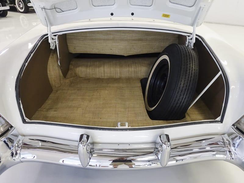 Restored 1955 Packard Caribbean Convertible