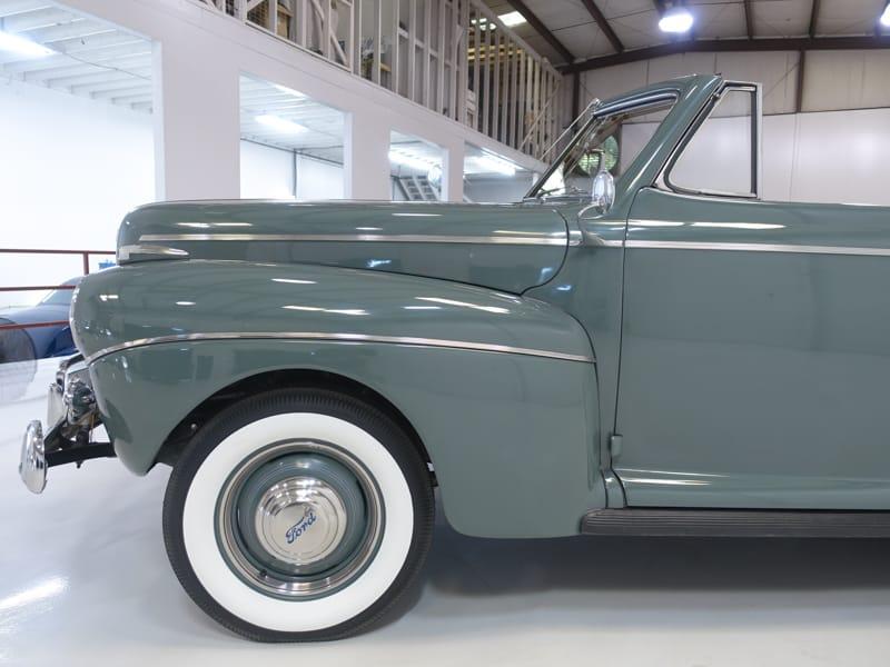 1941 Ford Super Deluxe Club Convertible for Sale – Daniel