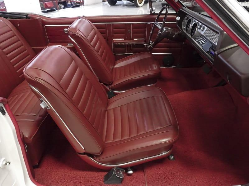1967 Oldsmobile Cutlass Supreme Convertible with Jetfire