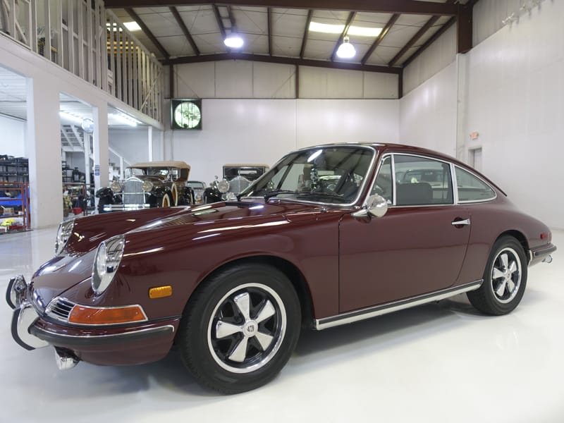 Classic nut and bolt restored numbers matching 1968 Porsche 911L 2.0 Coupe