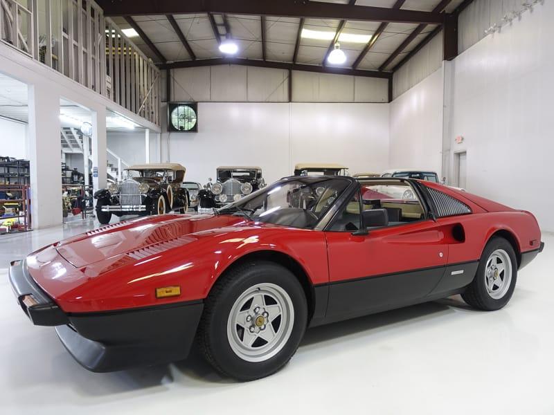 1982 Ferrari 308 GTSi for sale