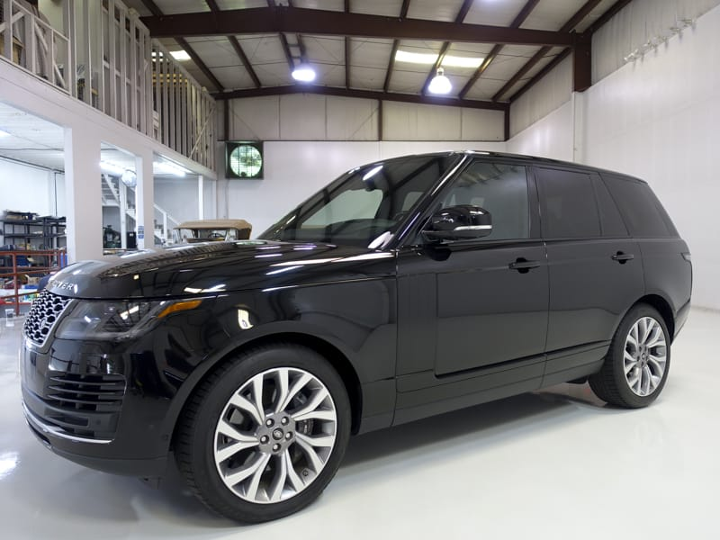Like new gently used great condition 2018 Land Rover Range Rover 5.0 Supercharged V8 factory warranty