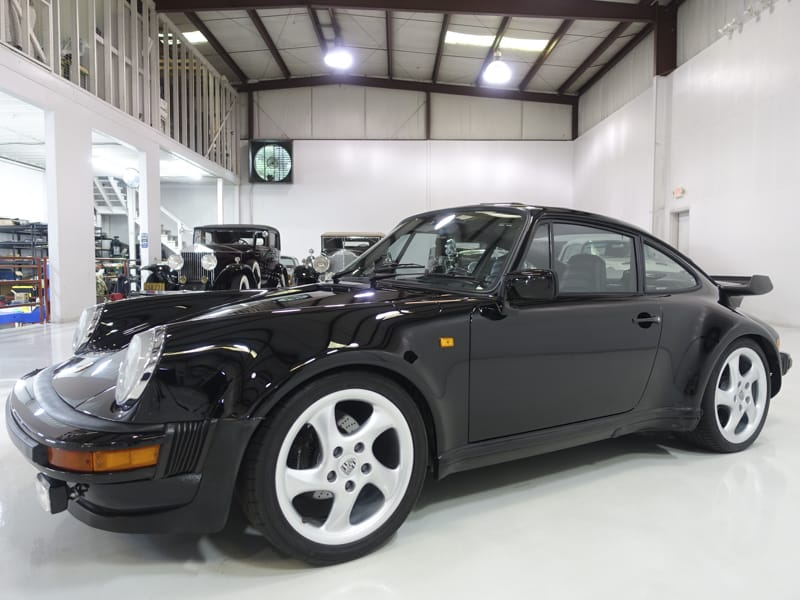 Numbers matching 1983 Porsche 930 Turbo Sunroof Coupe for sale Euro Spec
