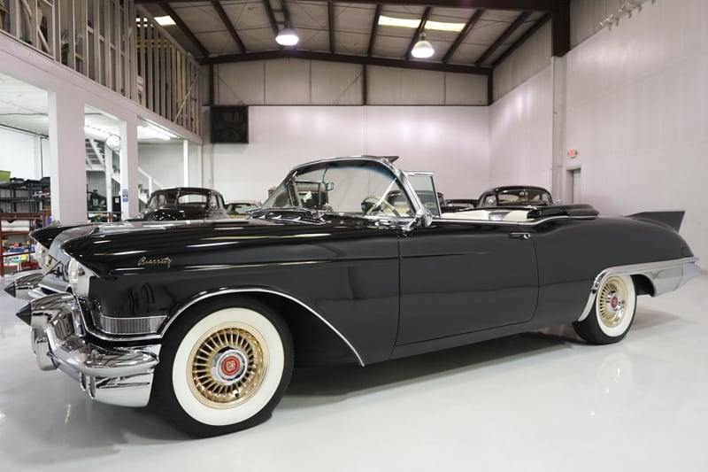 1957 Cadillac Eldorado Biarritz Convertible For Sale At Daniel Schmitt Co