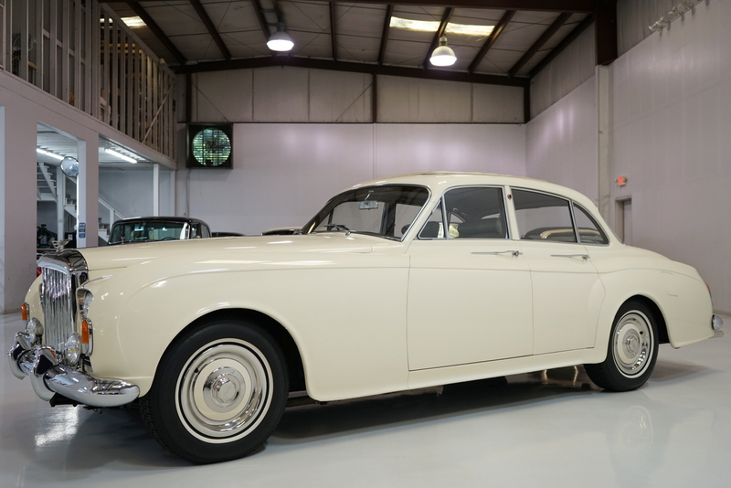1963 Bentley S3 Continental Saloon by James Young Sedan