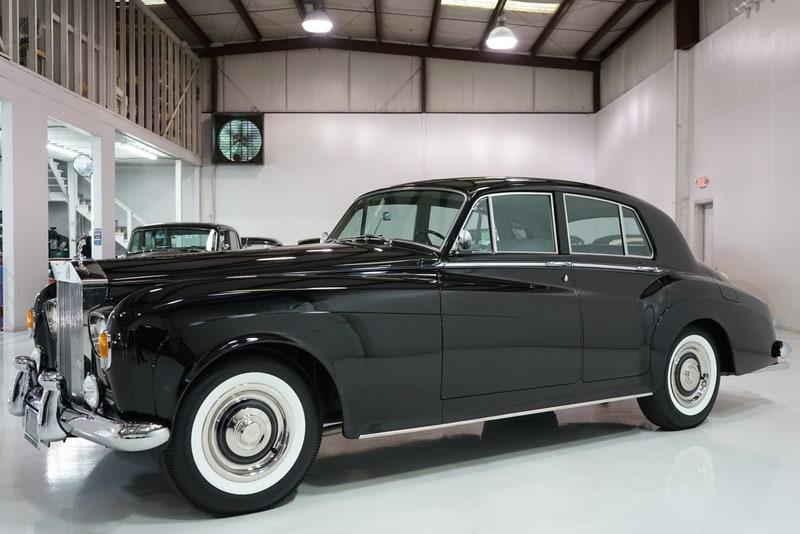 1964 Rolls-Royce Silver Cloud III Saloon