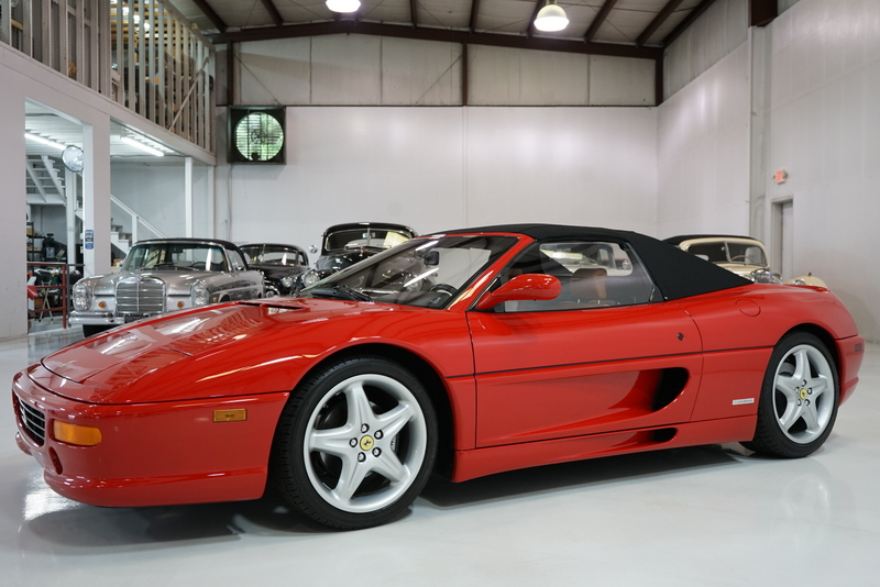1998 Ferrari F355 F1 Spider (3)