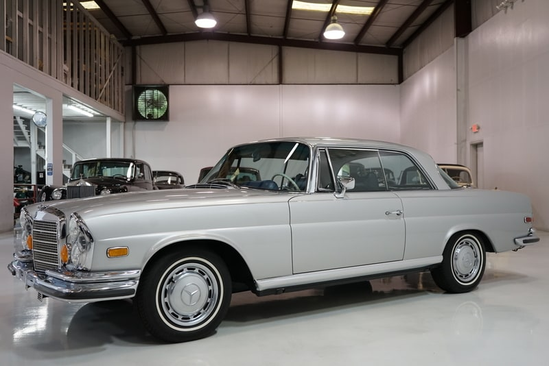 "1971 Mercedes-Benz 280SE 3.5 ""Low-Grille"" Coupe"