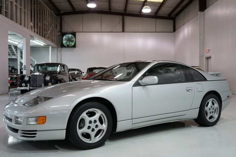 1996 Nissan 300 ZX Turbo Coupe