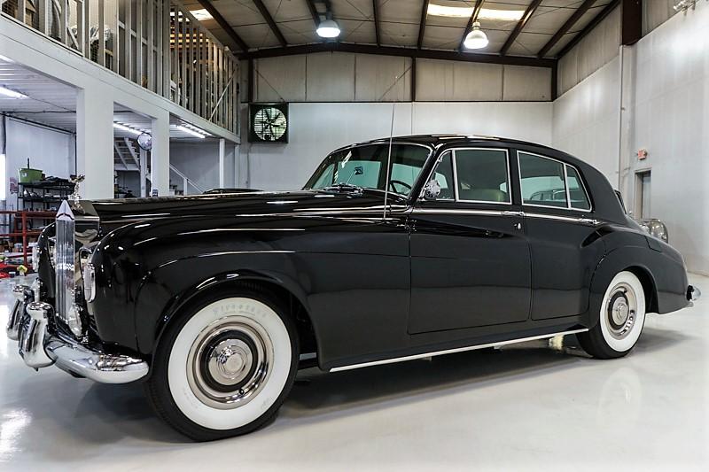 1965 Rolls-Royce Silver Cloud III for sale Daniel Schmitt & Co,