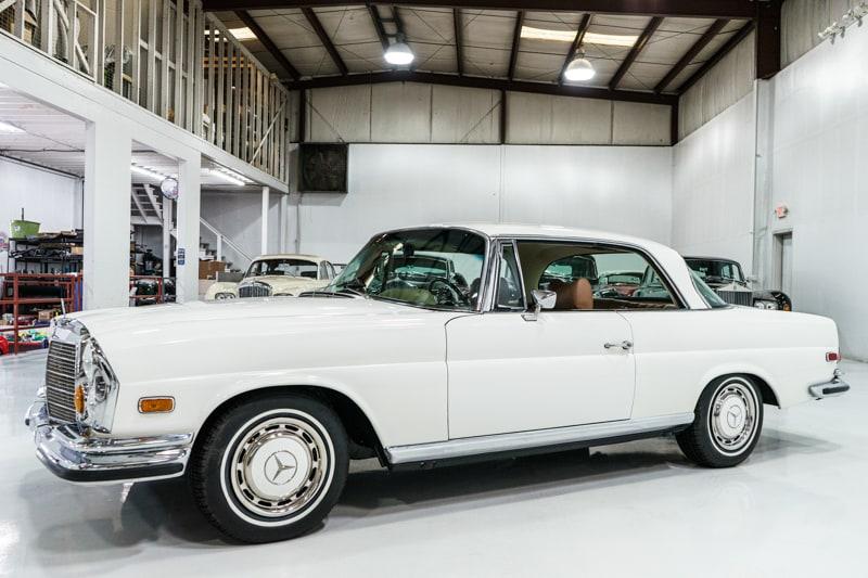 1970 Mercedes-Benz 280 SE Low-Grille Coupe for sale Daniel Schmitt & Co.