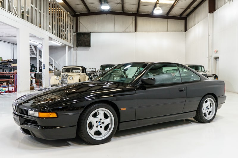 1995 BMW 850 CSi owned by Holly Hunter for sale