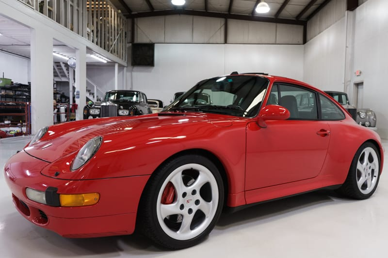 1996 Porsche 911 Carrera 4S Daniel Schmitt & Co.