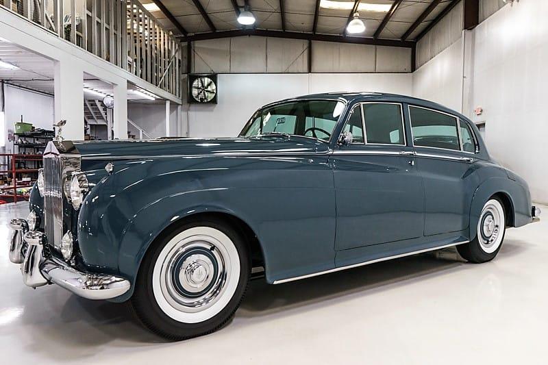 1961 Rolls-Royce Silver Cloud II LWB for sale Daniel Schmitt & Co.