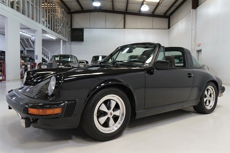 1983 Porsche 911 SC 3.0 Targa for sale Daniel Schmitt & Co.