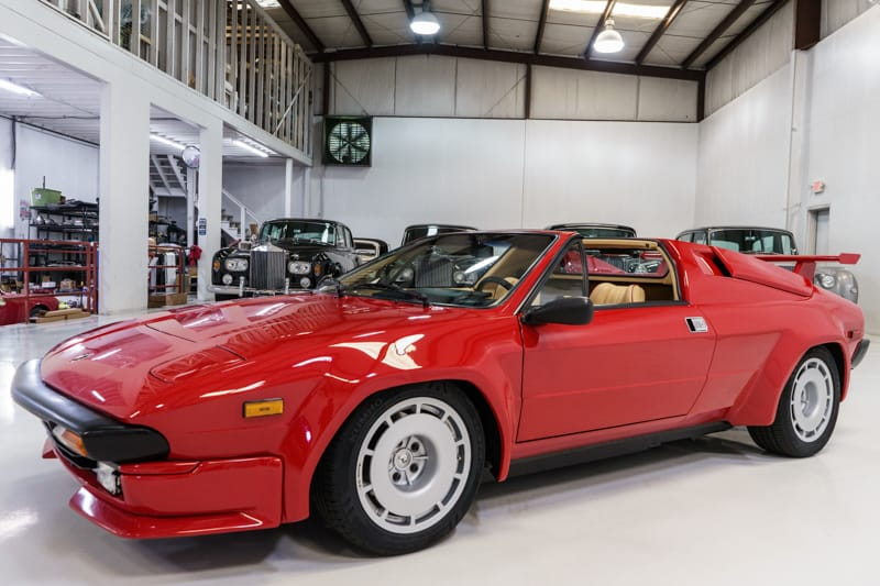 1986 Lamborghini Jalpa for sale Daniel Schmitt & Co.