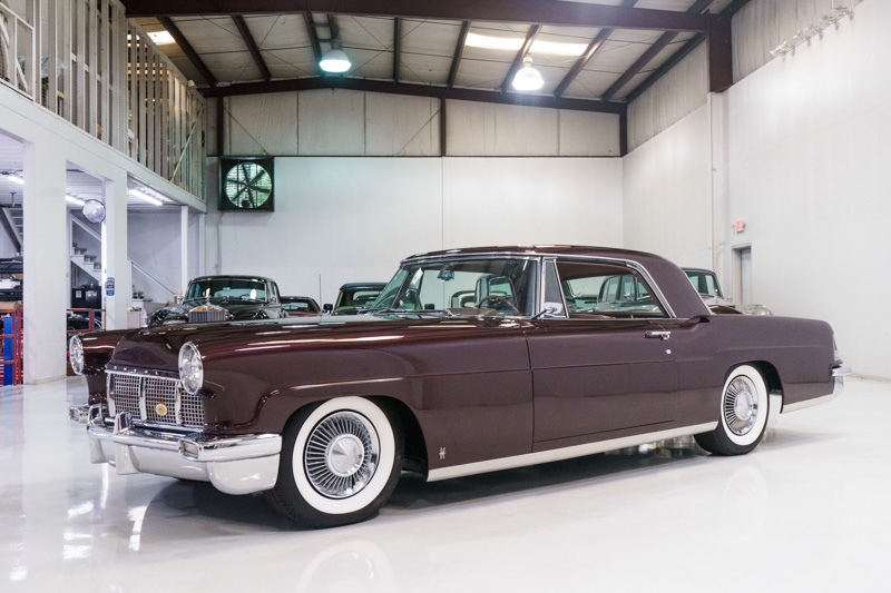 1956 Continental Mark II Coupe for sale at Daniel Schmitt & Co.