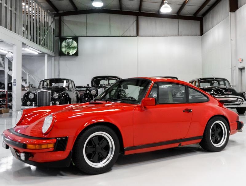 1982 Porsche 911 SC for sale Daniel Schmitt & Co.