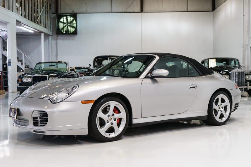 2004 Porsche 911 Carrera 4S Cabriolet for sale Daniel Schmitt & Co.