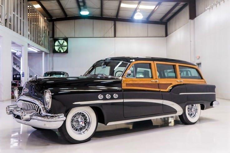 1953 Buick Super Estate Wagon for sale Daniel Schmitt & CO.