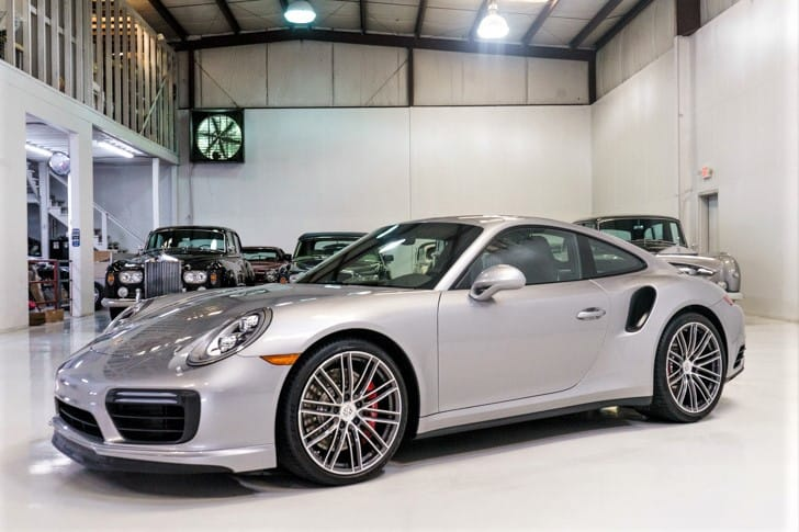 2017 Porsche 911 Turbo for sale Daniel Schmitt & Co.