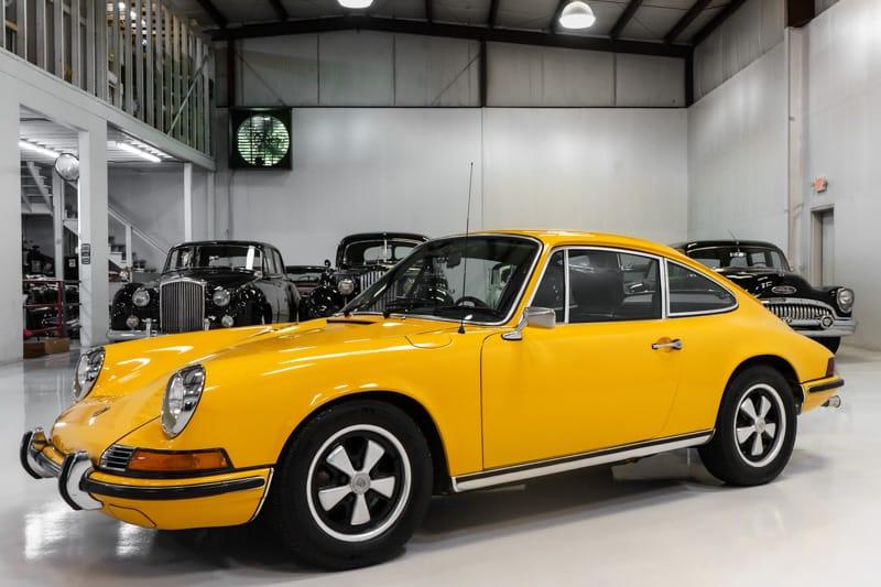 1972 Porsche 911T 2.4 Coupe for sale Daniel Schmitt & Co.