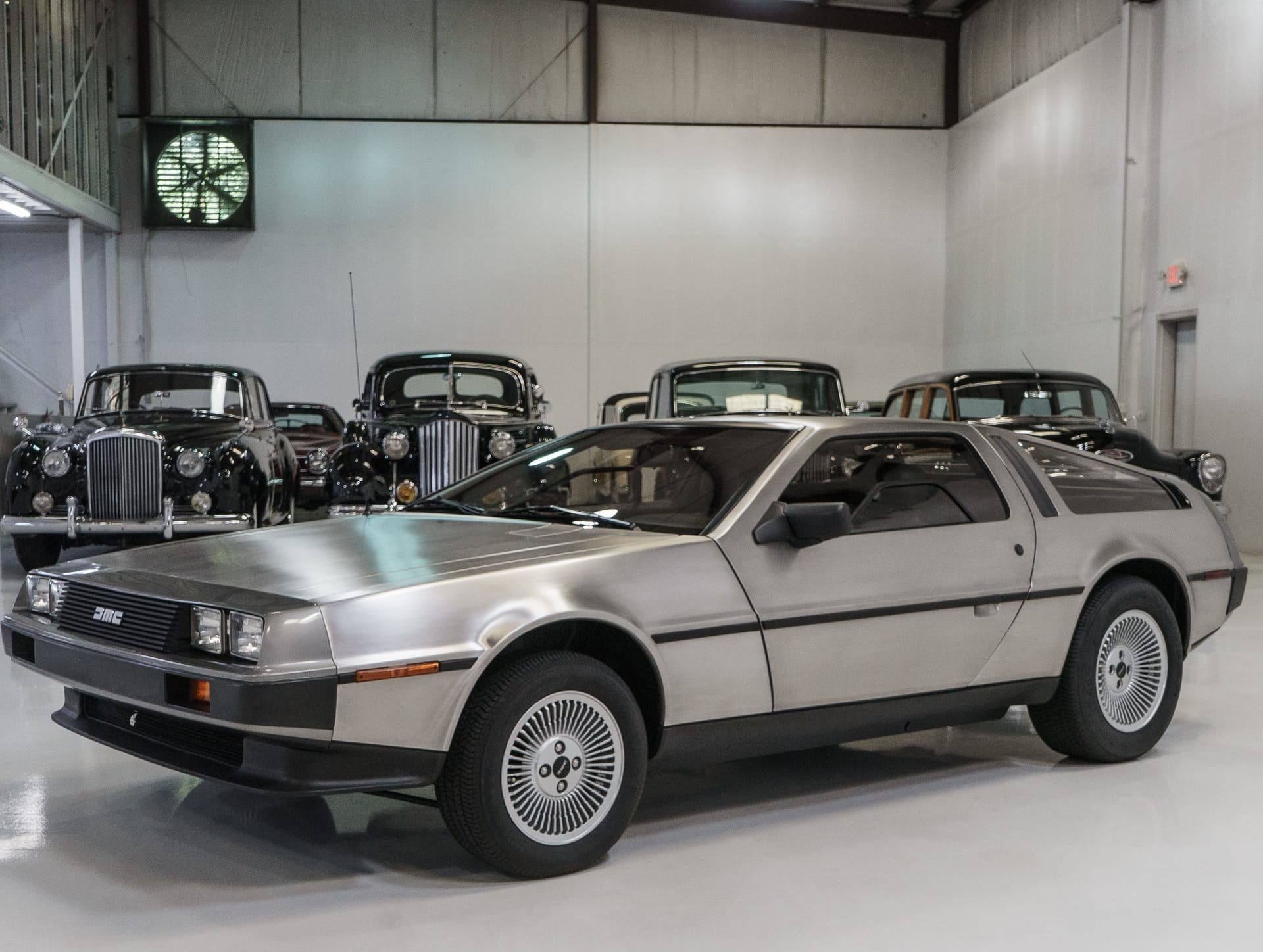 1981 DeLorean DMC-12 for sale Daniel Schmitt & Co.