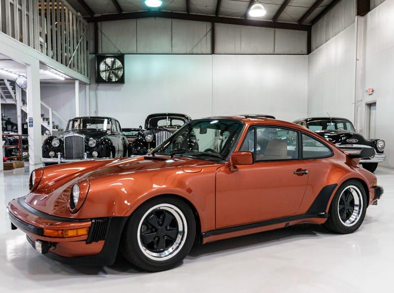1979 Porsche 930 Turbo Signature Series for sale Daniel Schmitt & Co.