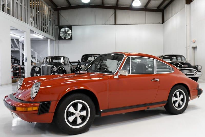 1974 Porsche 911 2.7 Coupe for sale Daniel Schmitt & Co.