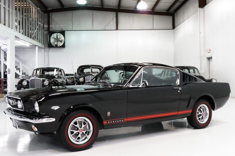 1966 Ford Mustang GT Fastback for sale by Daniel Schmitt & Co
