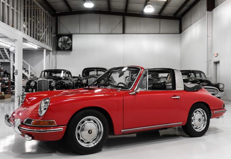 1968 Porsche 912 Soft Window for sale by Daniel Schmitt & Co
